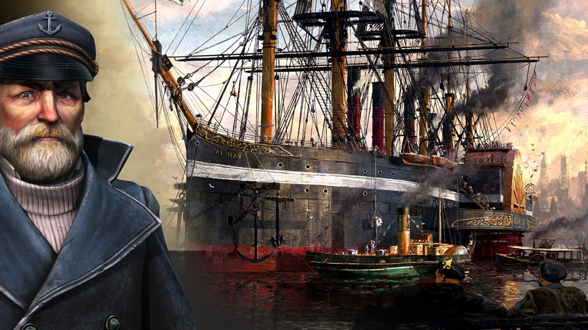 Anno 1800 Pulled from Steam.